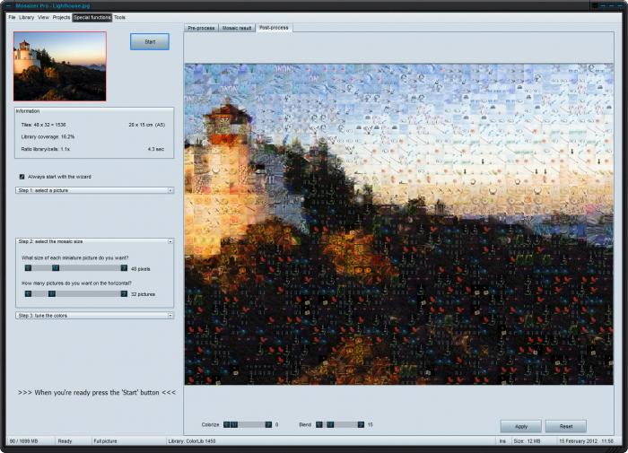Mosaizer Pro скачать торрент - фото 6