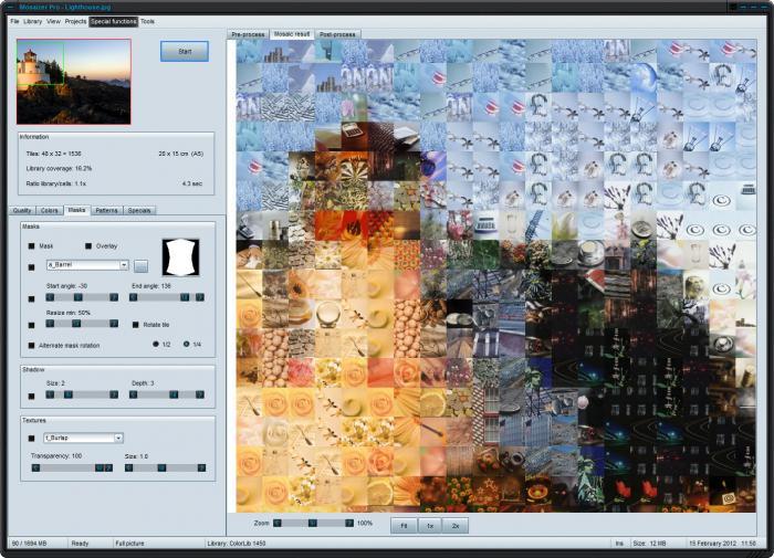 Mosaizer Pro скачать торрент - фото 11