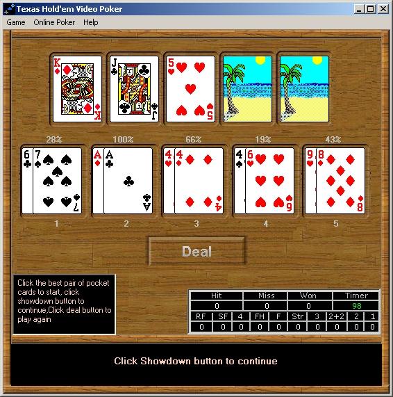 Free Lesbian Poker Sites