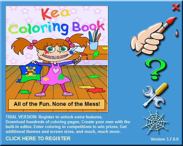 View Kea Coloring Book screenshot