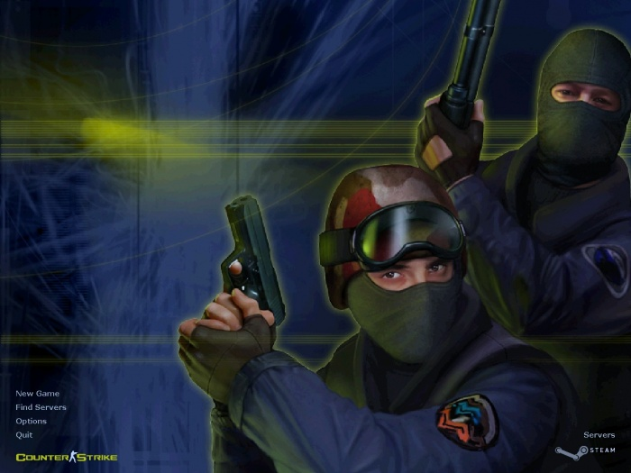 Counter Strike 1.6 Portable (Tek Link   65 MB)