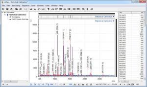 Enlarge mMass Screenshot