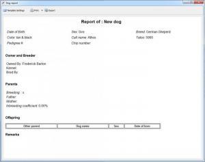 Enlarge Breeding Master Screenshot