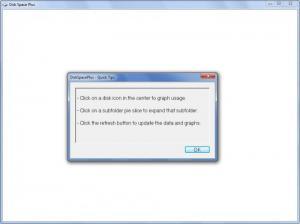 Enlarge Disk Space Plus Screenshot