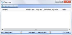 Enlarge QtWeb Internet Browser Screenshot