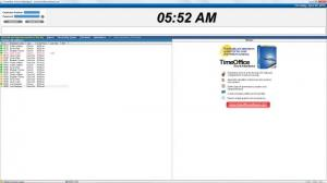 Enlarge TimeOffice Screenshot