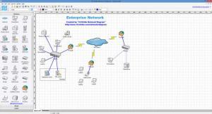 Enlarge 10-Strike Network Diagram Screenshot