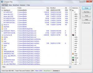 Enlarge SmartSync Pro Screenshot