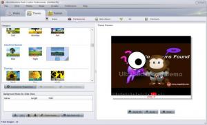 Enlarge UltraSlideshow Flash Creator Screenshot