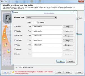 Enlarge Exiland Backup Free Screenshot