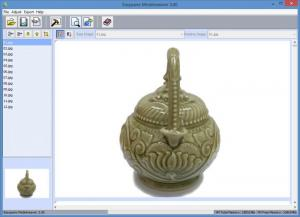 Enlarge Modelweaver Screenshot