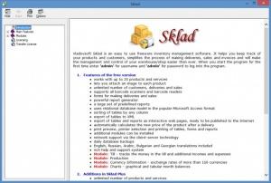 Enlarge Sklad Screenshot