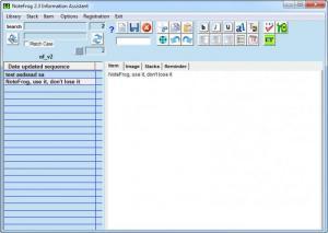 Enlarge NoteFrog Screenshot