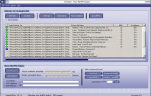 Enlarge Downbeat Screenshot