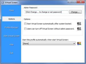 Enlarge Desktop Lock Screenshot
