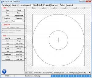 Enlarge InsideCAT Lite Edition Screenshot
