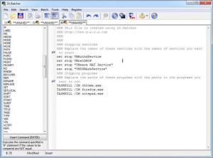 Enlarge Dr. Batcher Screenshot