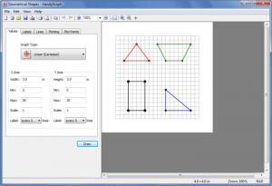 Enlarge HandyGraph Screenshot