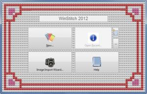 Enlarge WinStitch Screenshot