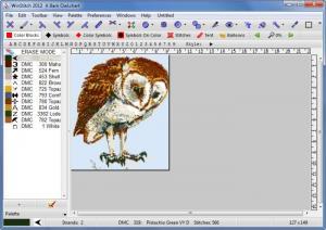 Enlarge WinStitch Screenshot