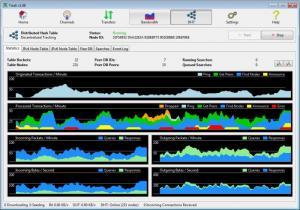 Enlarge Tixati Screenshot