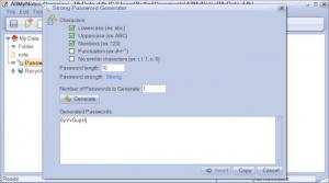 Enlarge AllMyNotes Organizer Free Screenshot