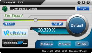 Enlarge SpeederXP Screenshot