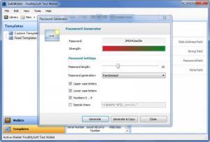 Enlarge SafeWallet Screenshot
