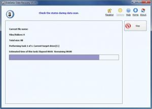 Enlarge DiskGetor Data Recovery Screenshot