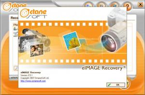 Enlarge eIMAGE Recovery Screenshot