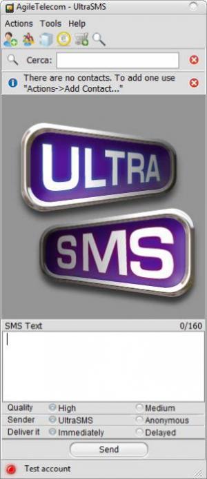 Enlarge UltraSMS Screenshot