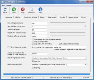 Enlarge WebExtract Screenshot