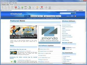 Enlarge Robosoft Screenshot