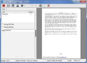 Enlarge pdfFactory Screenshot