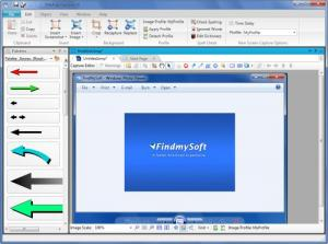 Enlarge MadCap Capture Screenshot