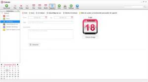 Enlarge CCalendar Screenshot