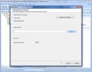 Enlarge Database Master Screenshot