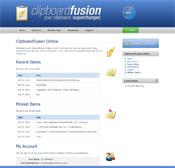 Enlarge ClipboardFusion Screenshot