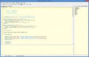 Enlarge PureBasic Screenshot