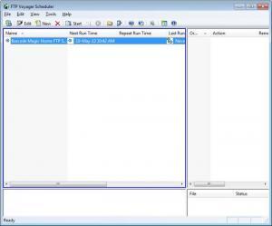 Enlarge FTP Voyager Screenshot