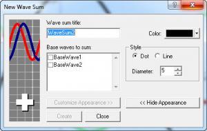 Enlarge Making Waves Screenshot