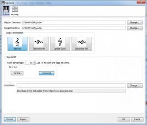 Enlarge VirtMus Screenshot