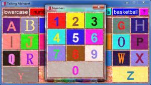 Enlarge Talking Alphabet Screenshot