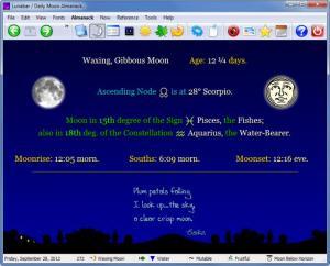 Enlarge Lunabar Screenshot
