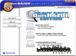 Enlarge DupeRAZOR Screenshot