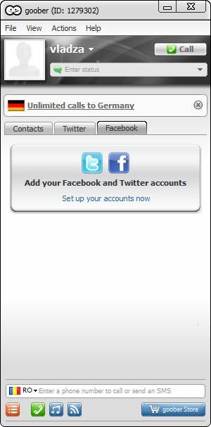 Enlarge Goober Messenger Screenshot