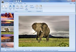Enlarge Imagina Screenshot