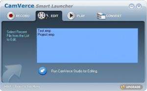 Enlarge CamVerce Screenshot