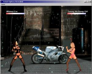Enlarge Fetish Fighters Revealed Screenshot