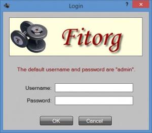 Enlarge Fitorg Screenshot